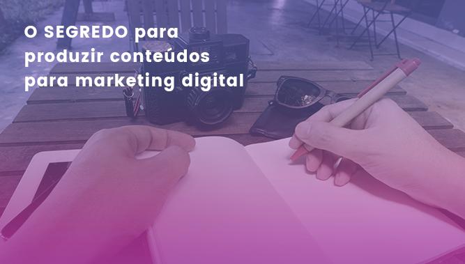 O segredo de um bom briefing para marketing digital