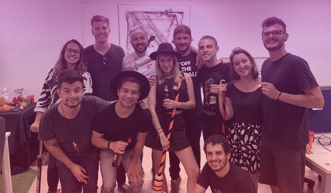1 ano de Gummy Conteúdo Digital: sorrisos, crescimento, desafios e aprendizados