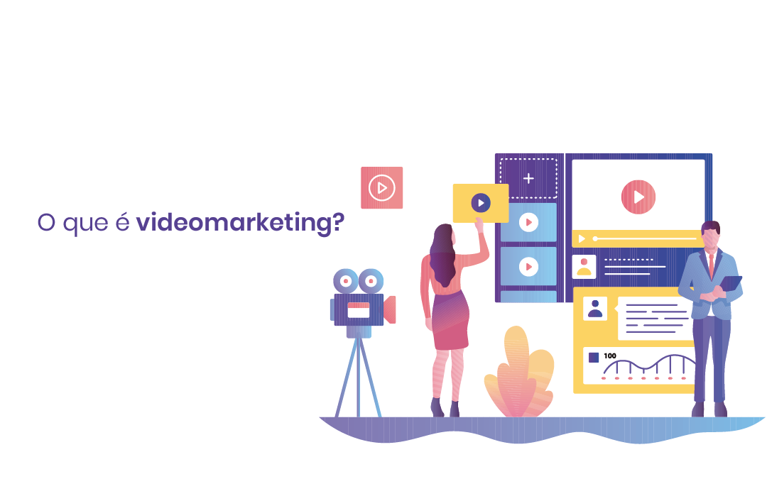 O que é vídeo marketing: conceito, vantagens e como aplicar