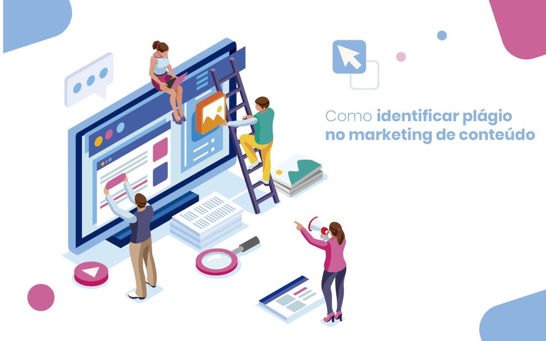 Como identificar plágio no marketing de conteúdo